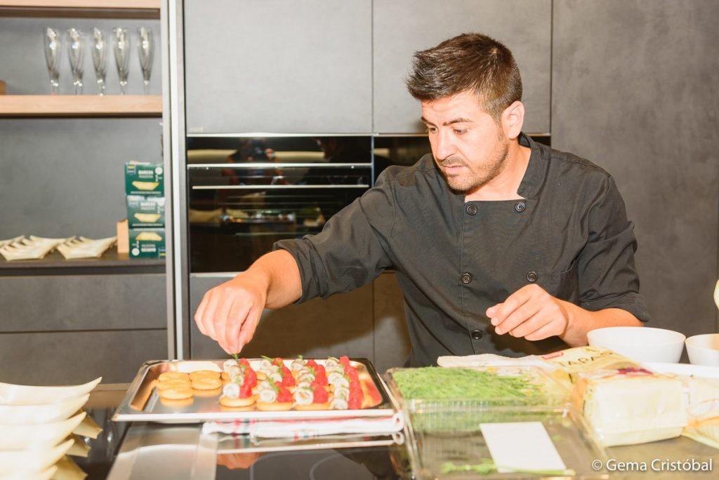 Chef Ivan Soto