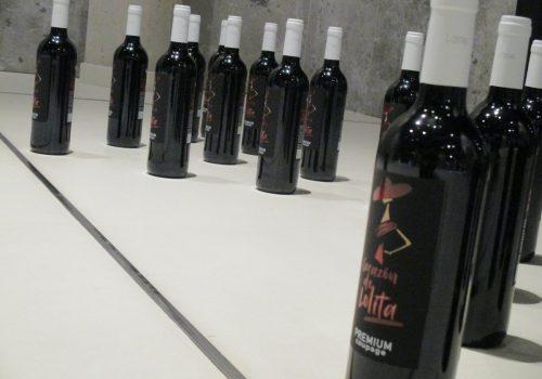 Presentación de vinos Corazón de Lolita 0