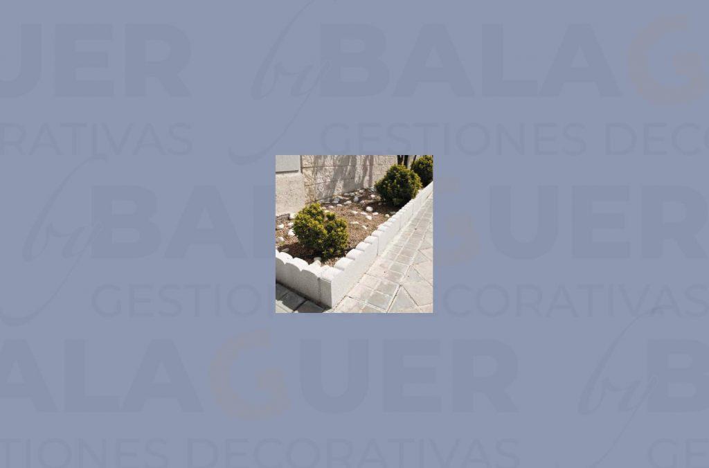 Bordillo Tarragona Blanco