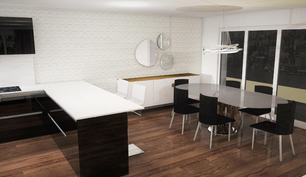 Modelo de diseño de cocinas en ByBalaguer