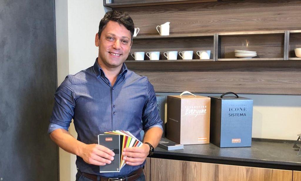 Pietro Insinga - Responsable del departamento de diseño de cocinas en ByBalaguer
