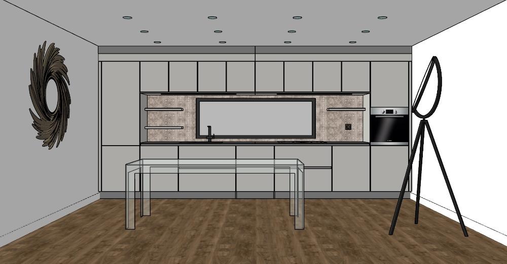 byBalaguer Kitchens - Modelo Maribel